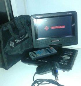 Портативный телевизор telefunken