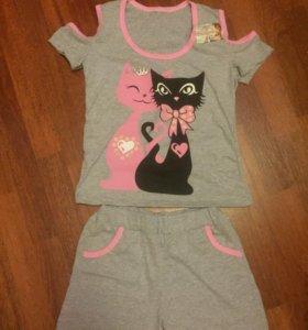 Домашний костюм/пижама