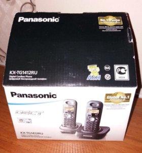 Радиотелефон Panasonic KX-TG1412