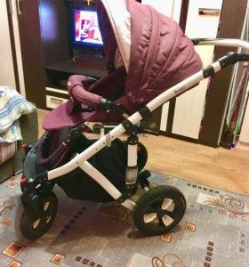 Прогулочная коляска Bebe-Mobile Toskana