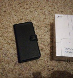 Смартфон ZTE Blade X3. Black