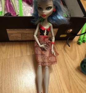 Кукла монстр хай Гулия