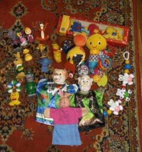 Игрушки для детей 0+