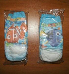 Трусики - подгузники для плавания Huggies