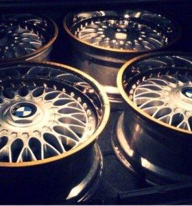 Диски на BMW Bbs rc 090