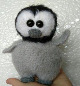 Пингвин Пухлик