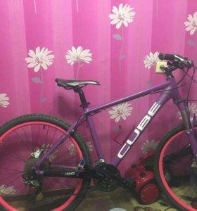 Велосипед CUBE (analog)