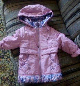 Курточка, 98 размер