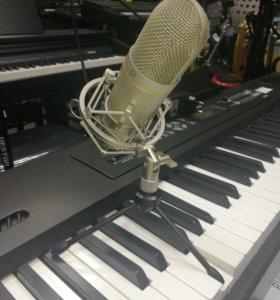 RECORDING TOOLS MCU-01 USB МИКРОФОН