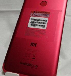 новый Xiaomi MI A1 Global RED 4_64Gb