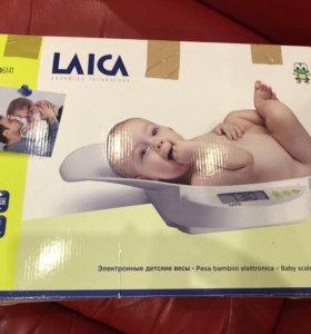 Весы детские для взвешивания малыша