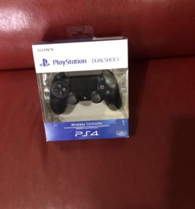 PS4 Джостик