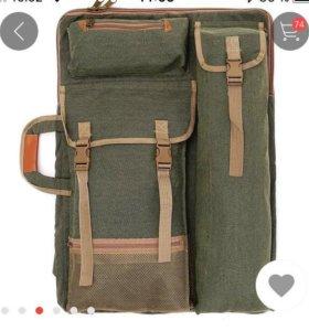 Сумка-рюкзак для художника