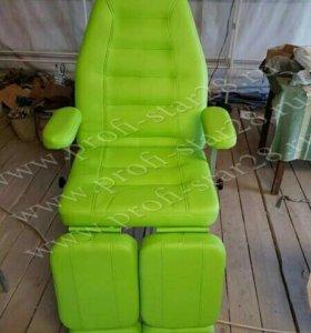 Педикюрное кресло пилот без подушки