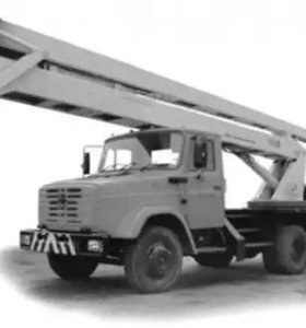 Автовышка АГП-18