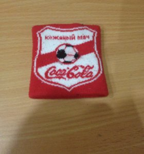 Ручной браслет CocaCola