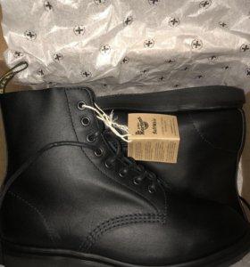 Новые ботинки Dr Martens