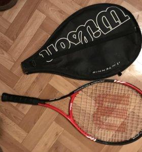Ракетка для большого тенниса 25дюймов