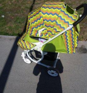 Прогулочная коляска Мишутка