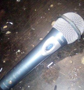 Микрофон студийный Philips SBC MD150
