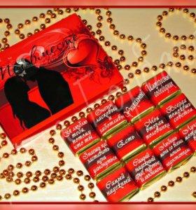Набор из конфет