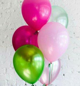 Воздушные шарики 30 ₽