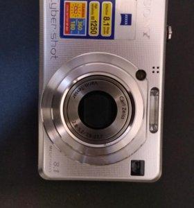 Фотоаппарат Sony DSC W100