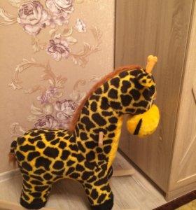 Качалка жирафик