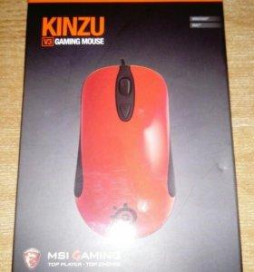 Мышь проводная KINZU V3