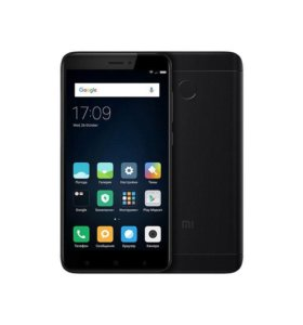 Xiaomi Redmi 4x 3/32 Black Global