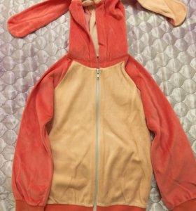Спортивный костюм 116 р-р