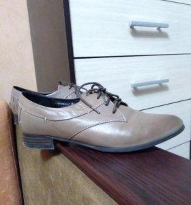 Демисезонные туфли Podio