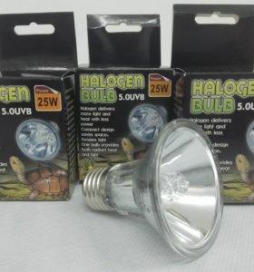 Лампа ультрафиолетовая для черепах UVA-UVB 5.0