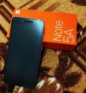 Xiaomi Redmi Note 5a Global 2/16 серый