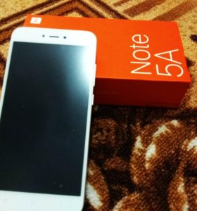 Xiaomi Redmi Note 5a Global 2/16 золотой