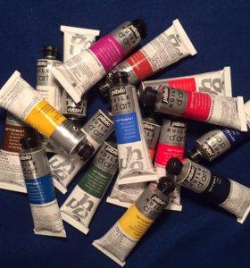 Краски масляные Pebeo Huile SuperFine d'Art