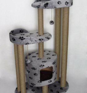 Комплекс для крупных котов и мейн-кунов