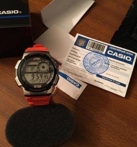Часы Casio AE 1000w 4BVEF