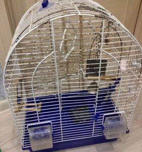 Клетка для попугаев или др. Птиц