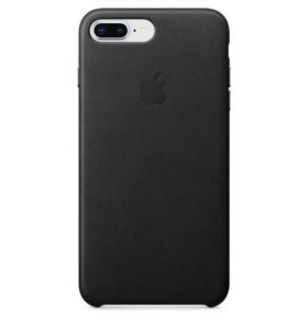 Оригинальный кожаный чехол iphone 7plus/8 plus