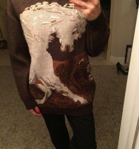 Шикарный свитер туника Stella Mccartney