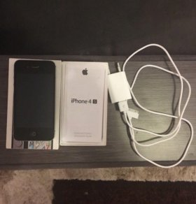iPhone 4s Black 16Gb