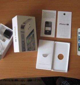 Айфон 4s или обмен на 5-5s