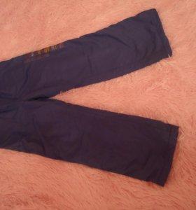 Штаны брюки демисезонные