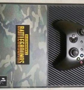 Xbox One [500GB] + Много игр.
