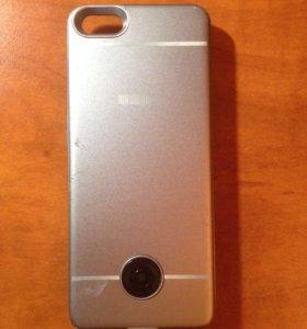 Чехол аккумулятор айфон 5,5s