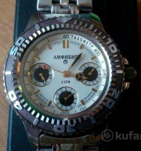Часы Луч Амфибия