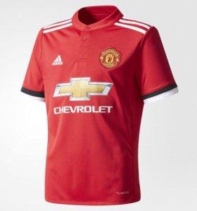 Футболка игровая Manchester United сезон 17-18