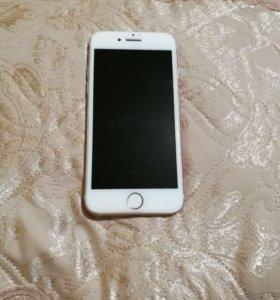 Айфон 7 128 Gb Розовое золото