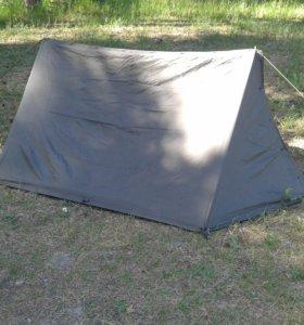 Палатка Австрия, спальник
